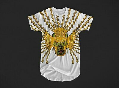 Zombie tshirt precolumbian art,  CUSTOMIZED with your image too