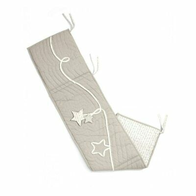 NEW Mamas & Papas Millie and Boris Cot Bumper from Baby Barn Discounts