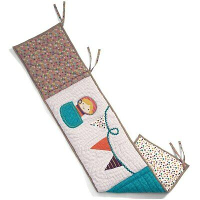 NEW Mamas & Papas Timbuktales Cot Bumper from Baby Barn Discounts