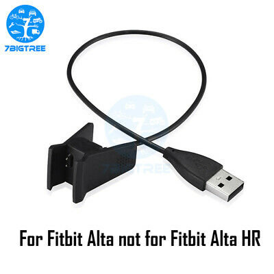 Replacement USB Charger Cable Charging For Fitbit Alta Watch with Reset Button
