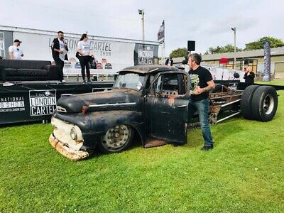 1951 Ford F6 Rat Rod Cummins 6bt