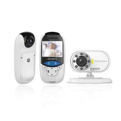 Motorola MBP27T Digital Video and Thermometer Baby Monitor - Warehouse Clearance