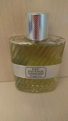 Eau Sauvage Christian Dior After shafe 100 ml