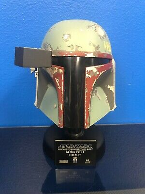 Star Wars Episode V Master Replicas Boba Fett Helmet 2007