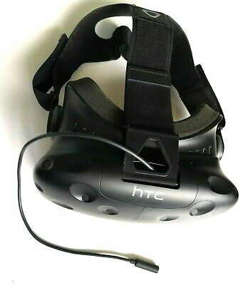 HTC VIVE VR HEADSET Main unit Cables Leads NOT INCLUDED Virtual Reality Part