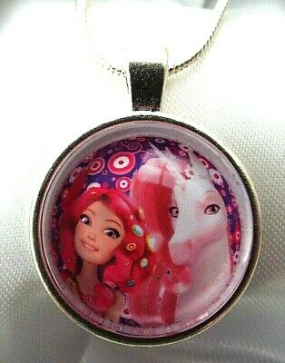 Mia And Me 16 18 20 22 Inch Chain Necklace In Gift Box Birthday Fairy Princess