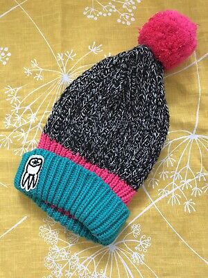 Next  Girls Hat Adorable Knitted Autumn Winter Cotton