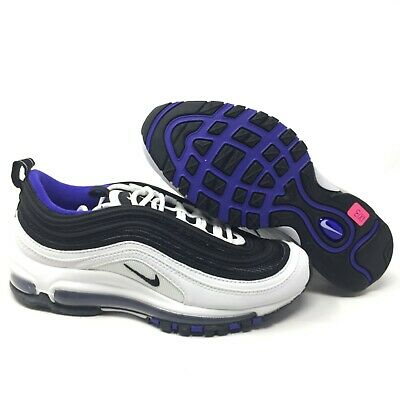 NEW NAVY NIKE Air Max 97 Navy white sz 5y 5 y youth boys GS