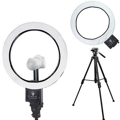 "Diva Ring Light Super Nova 18"" Dimmable Fluorescent ring light with Tripod"