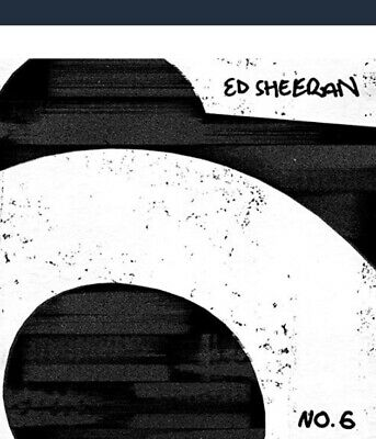 Ed Sheehan no 6 Collaborations Project CD
