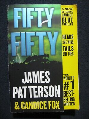 Fifty Fifty (Harriet Blue) [Paperback] Patterson, James and Fox, Candice