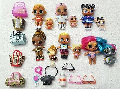 LOL SURPRISE DOLLs Lot of 12  *free shipping within Canada*
