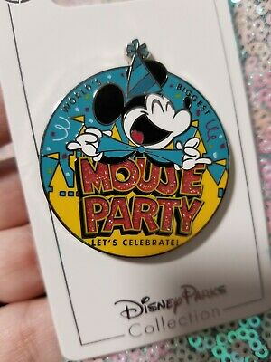 Details about  /Disneyland  World/'s Biggest Mouse Party  Mickey/'s 90th  Key Ornament  NEW