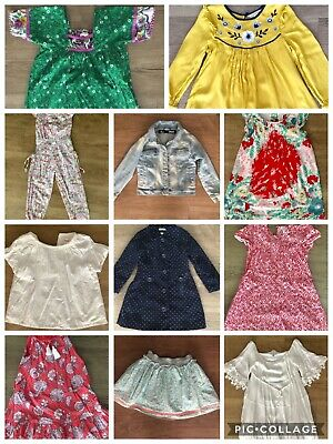 Girls Mixed Clothes, Size 5: Witchery, Seed, CR & more + Pretty Pink tutu & top