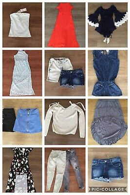 Girls clothes bundle, Size 10-12: Bardot, Seed & more + Seed SANDALS (Some new!)