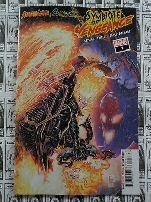 Absolute Carnage Symbiote of Vengeance (2019) Marvel - #1, Brisson/Frigeri, NM