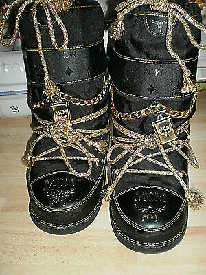 MCM Moon Boots Gr. 35 37