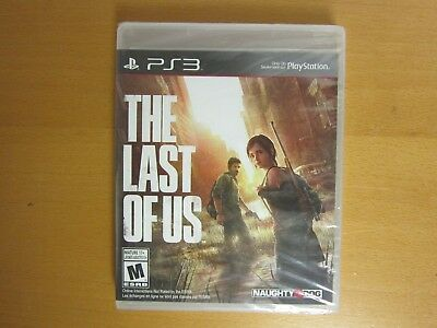 The Last of Us - PS3 - Playstation 3 -  New