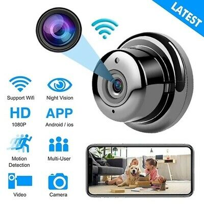 Wireless Mini WIFI IP Camera HD 1080P Smart Home Security Camera Night Vision