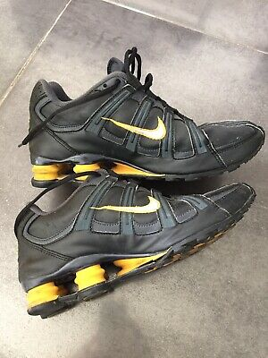 the latest 70d80 636c2 BASKET NIKE SHOX 44 Occasion