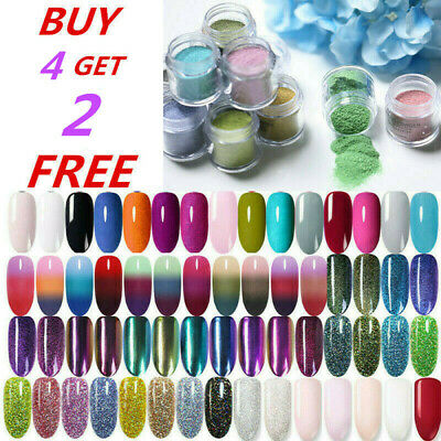 BORN PRETTY 10ml Nail Dipping Powder Glitter Dip System Liquid Nail Art Starter