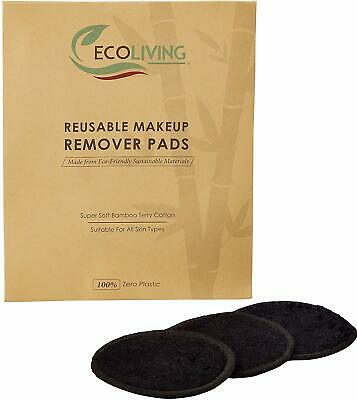 Reusable Make Up Remover Pads - Bamboo -  Cotton Pads - Washable - UK Based