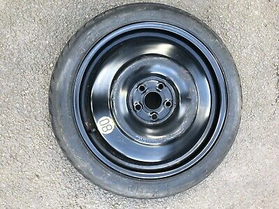 """Toyota Auris 17"""" 2013-2019 Space Saver Spare Wheel Fast And Free Delivery"""