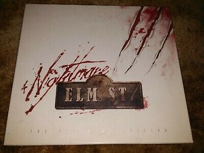 Nightmare On Elm St. - The Dream Collection Dvd box set like new 7 discs