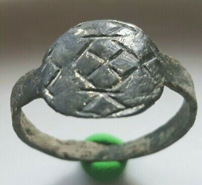 Legionary X Legio Ancient Roman Ring