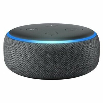 Domotica Amazon Alexa Echo Dot - 3? Generazione - Black 841667160306