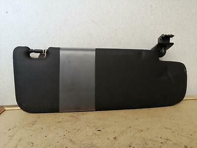 Fiat 500S / Abarth Sunvisor Black Os Drivers Right 2007-19