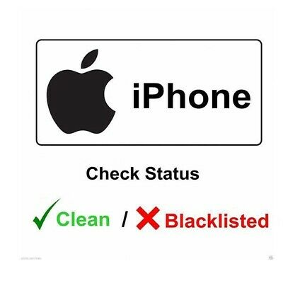FAST iPhone info Check -IMEI /Blacklist Only
