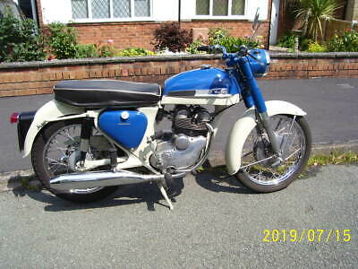 Norton Navigator 1964 350 Twin All Matching Numbers Stunning Condition Classic