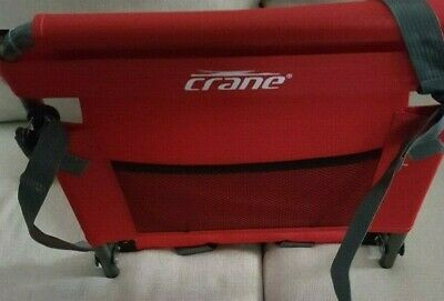 CRANE STADIUM SEATS, 42520, Red, Blue or Black