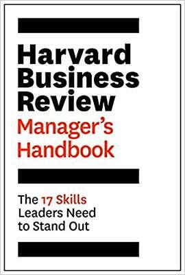 The Harvard Business Review Manager's Handbook: The 17 Skills Leaders(PDF E-PUB)