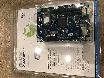 STM32 IoT Discovery electronic development kit