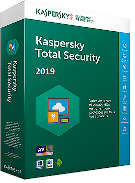 KASPERSKY Total Security Antivirus 2019 1 Pc 1 Years 🔑GLOBAL KEY! Sale !!7.99$