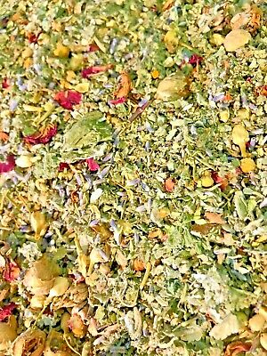 No.7 Herbal Blend Various Herbs Leaf Flowers Aromatic Mix! - Spice Discounters