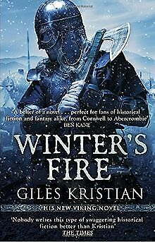 Winter's Fire: (The Rise of Sigurd 2) by Kristian, Giles | Book | condition good