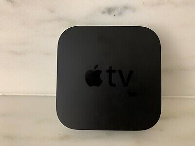 Apple TV (3rd Generation) 8GB HD Media Streamer - A1469 - *GENUINE REMOTE*