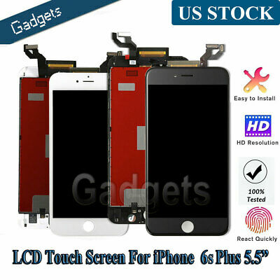 For iPhone 6S Plus Screen LCD Touch Screen Digitizer Display Assembly Replace