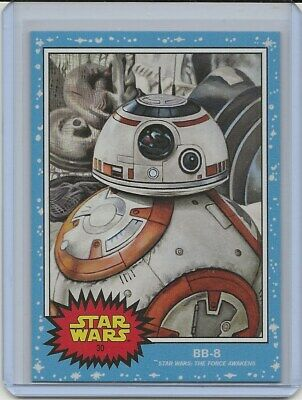 Topps SW Living Set Card #29 - BB-8 -  GREAT COLLECTION