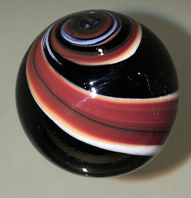 Handmade Marble . Local Large Collection Estate !! Measures 1.42 ( P-2)