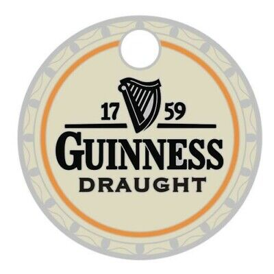 Pathtag 14170 - Beer Cap Club - Guinness Draught