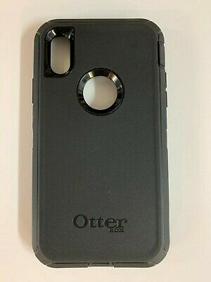 Otterbox Defender Series Case for Apple iPhone XR Black No Holster Clip