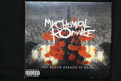My Chemical Romance – The Black Parade Is Dead!  - 2 x CD (C815)