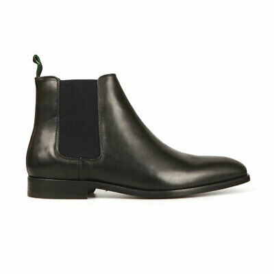 PAUL SMITH MEN'S Gerald Lace Up Leather Chelsea Boots In