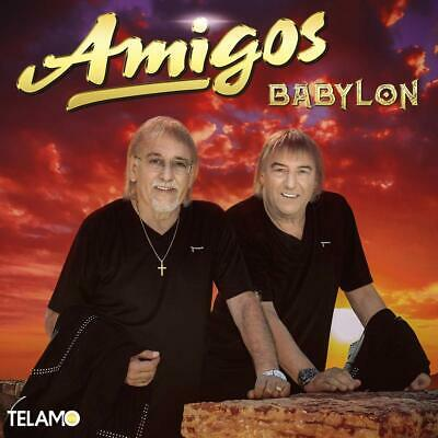 Babylon Amigos  Audio CD NEU OVP Jewelcase