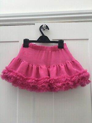 Candy Pink Girls Joules Pull On Skirt 7 Years