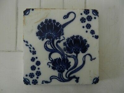 Superb Minton Victorian Tile